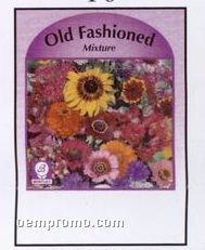 Old Fashioned Mixture Stock Designs Seed Packets - Imprinted