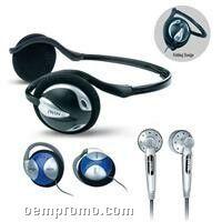 Jwin Digital Hp & Earphone, Back Phone Combo