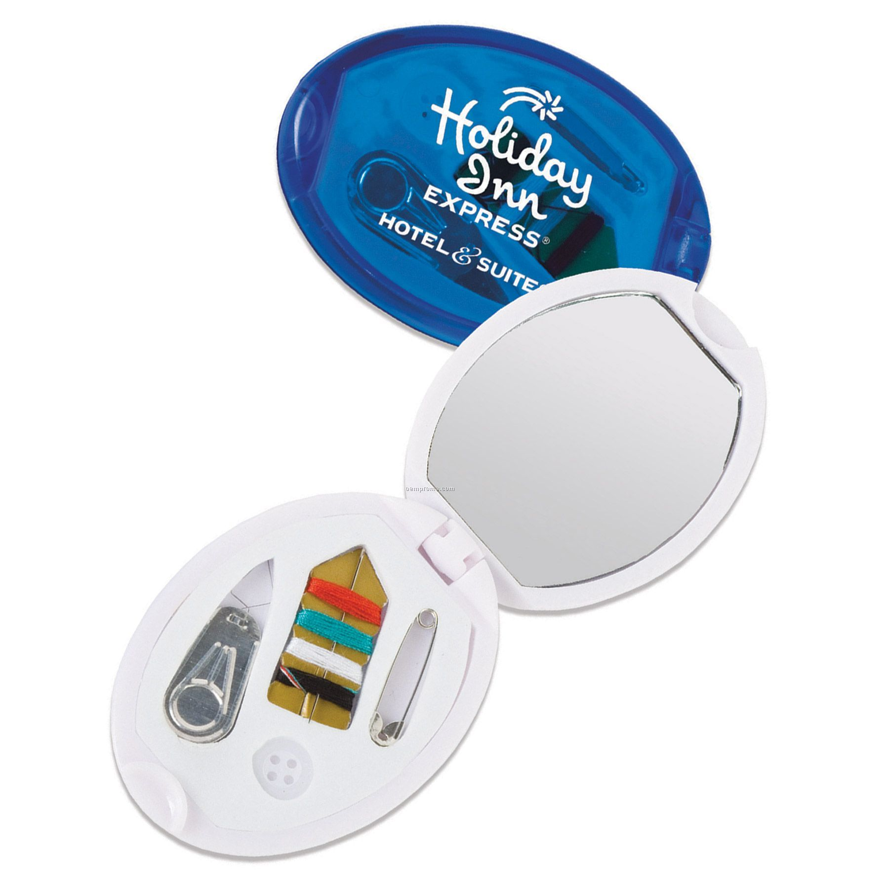 Oval Sew Kit W/ Mirror