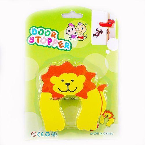 Toddler Anti-infibulate Doorholder.