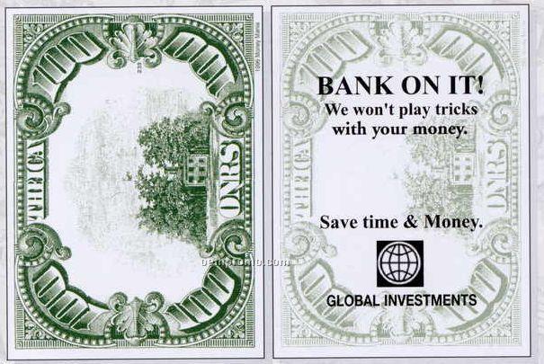 Illustration custom currency creator