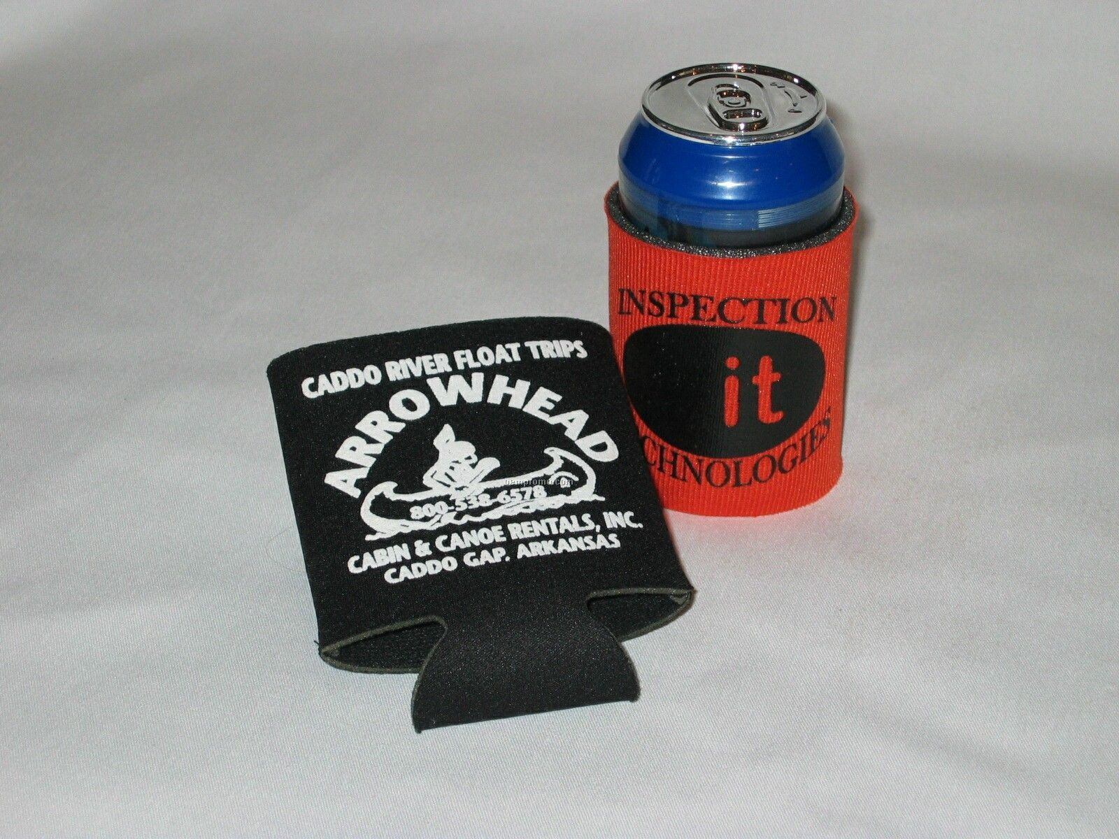 Collapsible Can Holder With Bottom