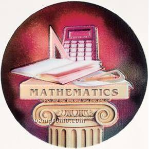 "Holographic Mylar - 2"" Mathematics"