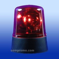 Red Light Up LED Beacon