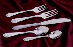 Waldorf Silver Plated Dinner Fork