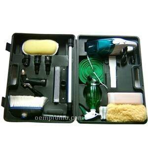 Car Wash Kit W/Hose