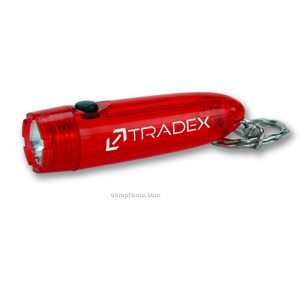 Torpedo Flashlight