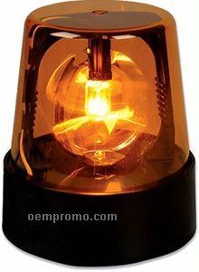 "10"" Yellow Light Up Beacon"