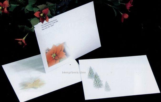 Printed Return Address
