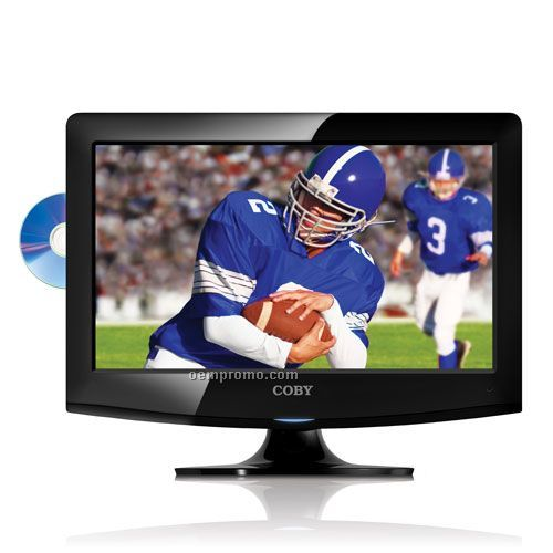 """Coby Tfdvd1595 15"""" Class High-definition Tv With DVD Player"""