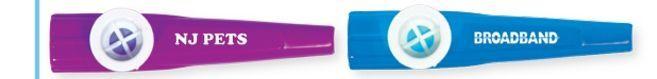 Kazoo - Assorted Colors (Printed)