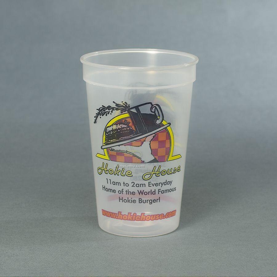 17 Oz. Translucent Drink Cup
