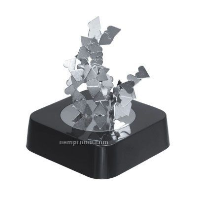 Magnetic Sculpture Block (Heart)