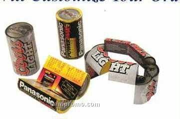 "3-1/2""X2"" Mini Brochure In A Can"