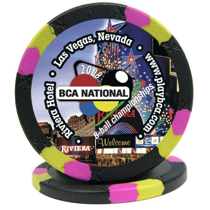 Csi-chips - Casino Style Large Inlay Poker Chips