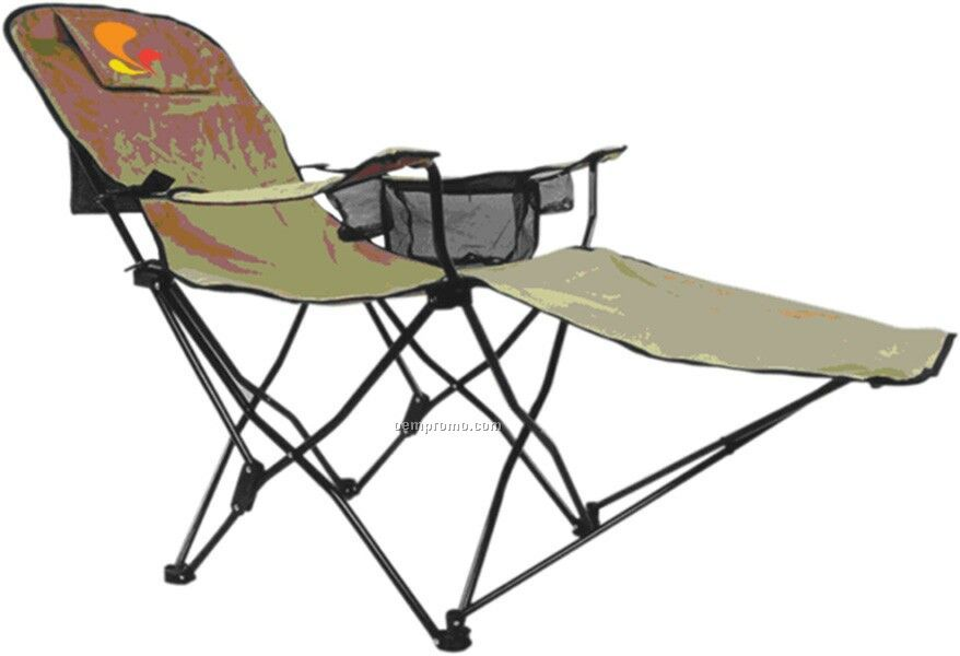 Lounge Chair W/Pillow