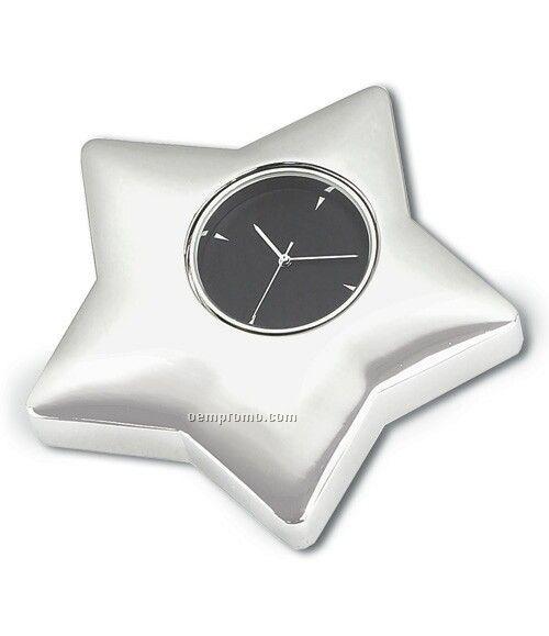 Stylish Star Clock