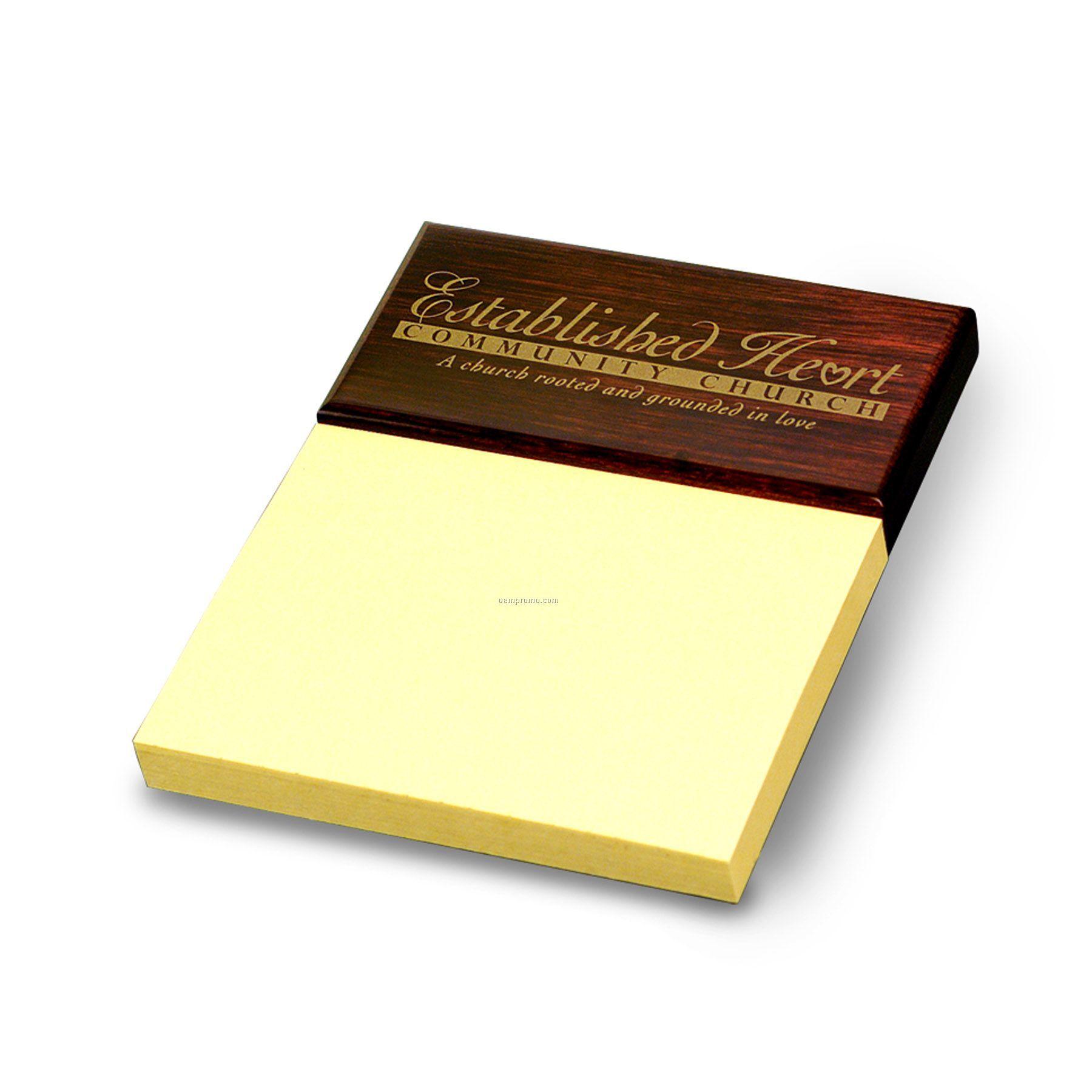 Desk Accessories - Dymondwood Sticky note holder