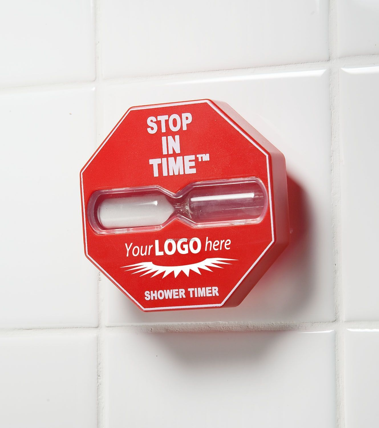 Stop In Time (Tm) Shower Timer