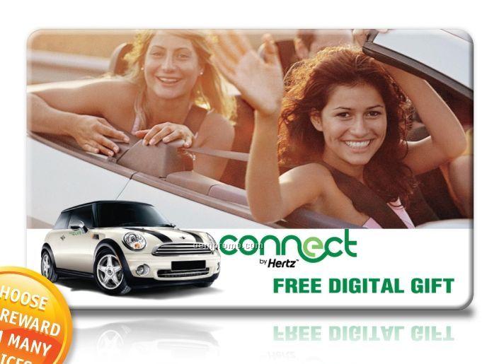 Digital Choice Gift Card - Silver Package
