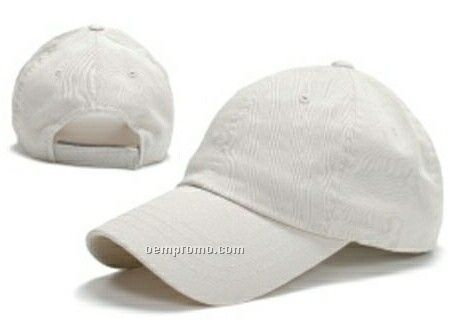 Super Prom 6-panel Washed Polo Cap