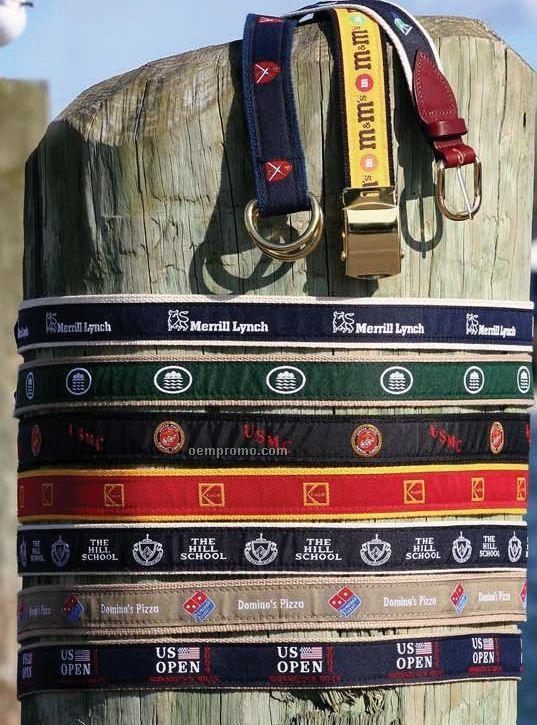 Military Buckle Belt
