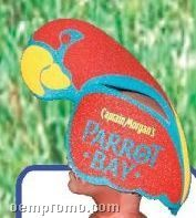 Foam Parrot Animal Hat