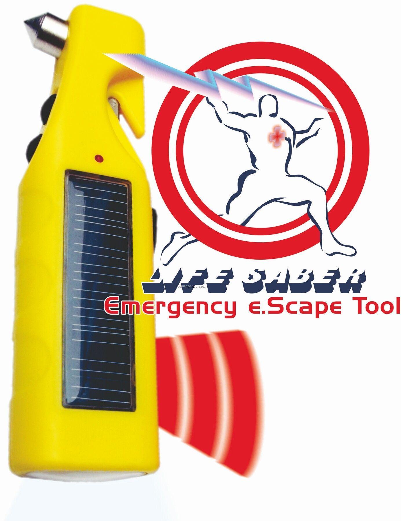 Life Saber Solar E.scape Tool