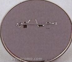 """Round Button Assembly (3 1/2"""")"""