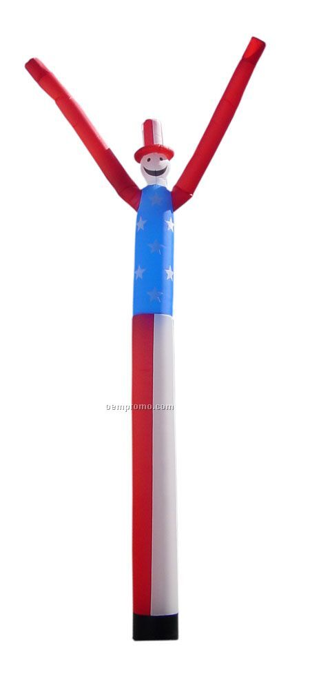 12' Single Leg Inflatable Dancer (Character)