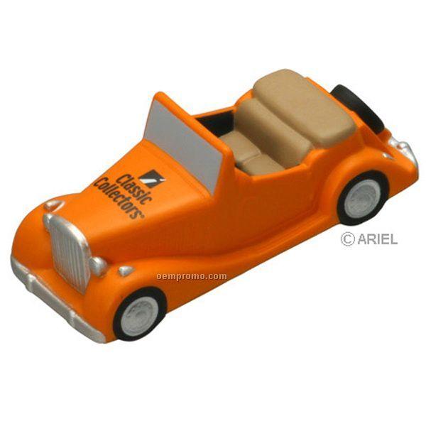 Antique Car Squeeze Toy
