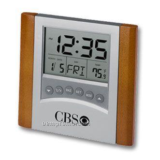 Desktop Lcd Clock