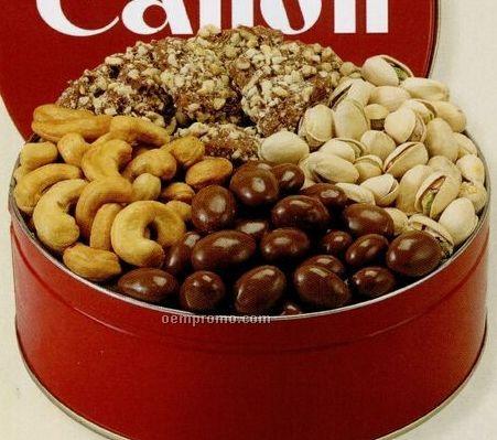 Extra Large Dazzling Nut Elegance