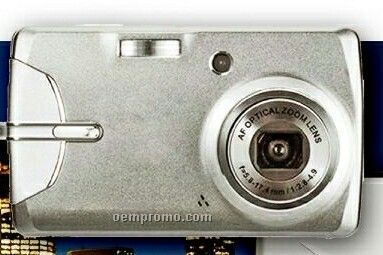 Digital Camera W/Rounded Corner
