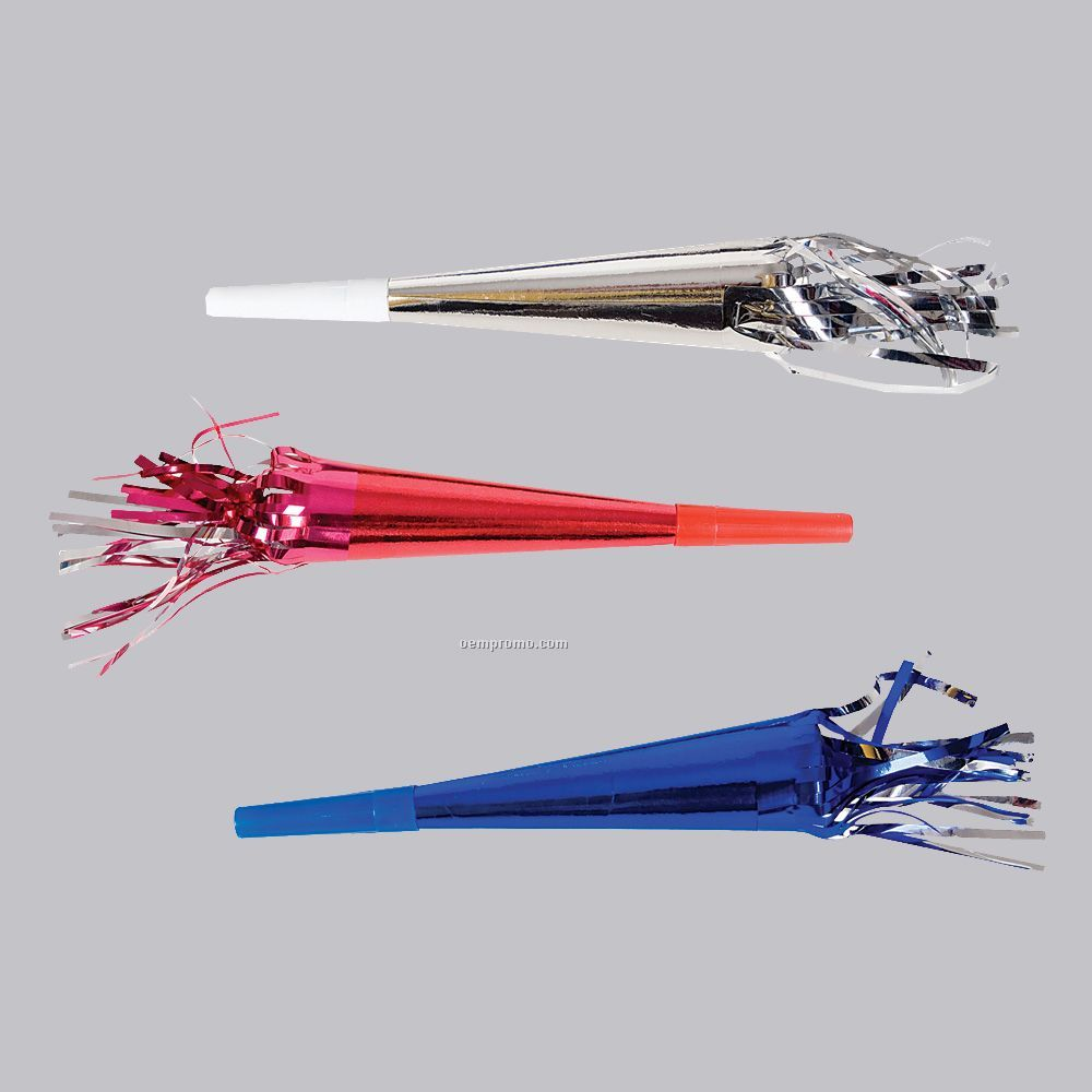 Fringed Horn Party & Sport Noise Makers 11