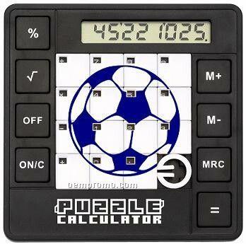 Puzzle Calculator