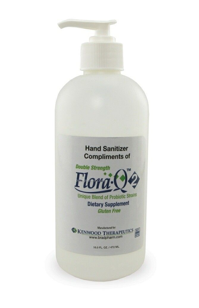 16 Oz. Antibacterial Lotion Hand Sanitizer