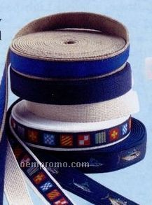 Belts By The Roll (Plain Web With Brass Or Silver Tip)