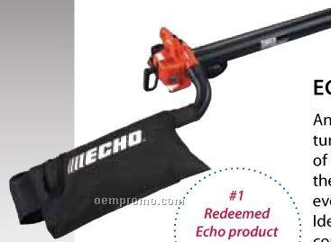 Echo Shred N Vac (California Model)