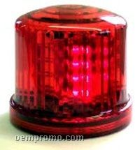Red Light Up Beacon With 20 Leds