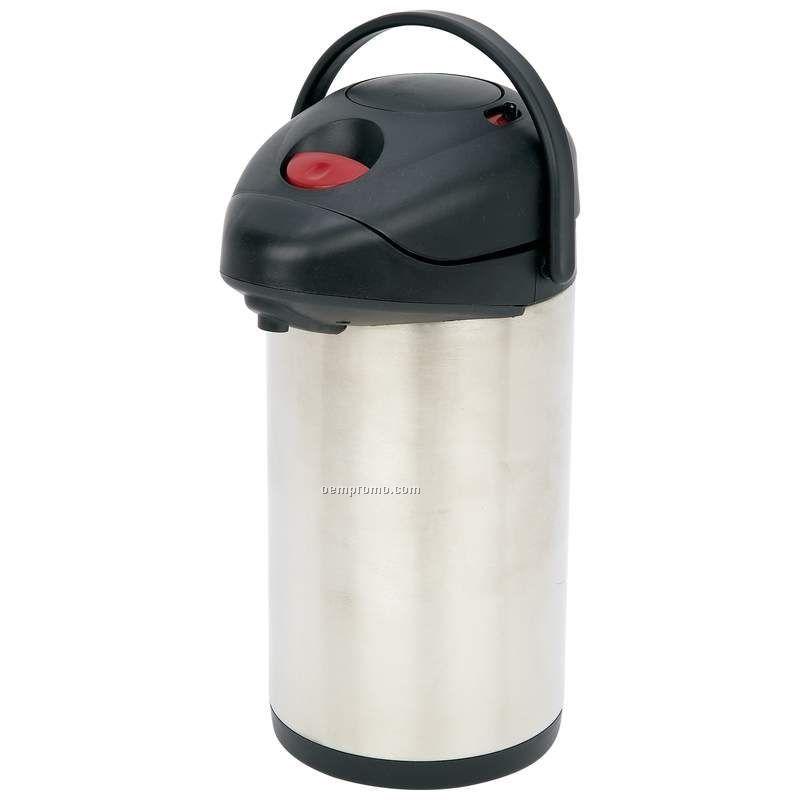 3.7 Qt. Stainless Steel Vacuum Air Pot