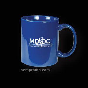 C Handle Mug - 11 Oz.