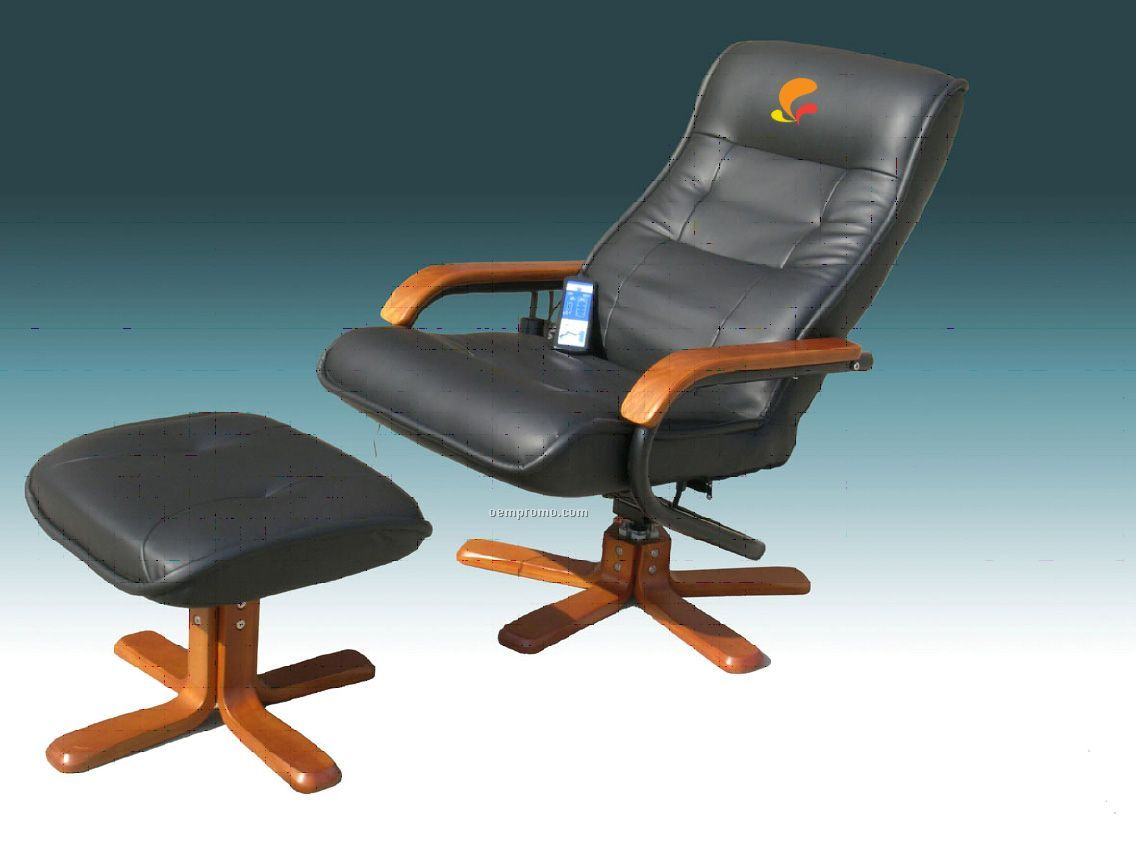 Massage Chair W/Separate Foot Rest