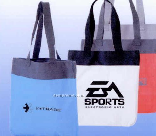 600d Polyester Tote Bag / Screen