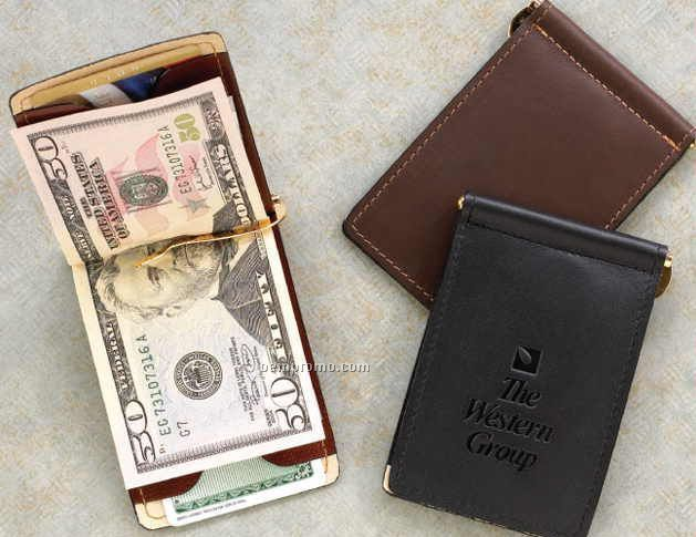 Compact Money Clip