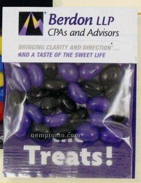 Dry Roasted Peanuts In Small Billboard Header Bag