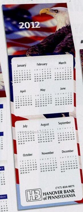 Eagle Trifold Calendar (By 05/01/11)