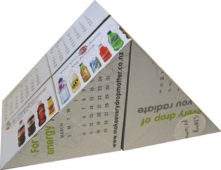 Magic Pyramid Prism Puzzle