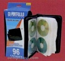 Pvc Casing 96 CD Holder
