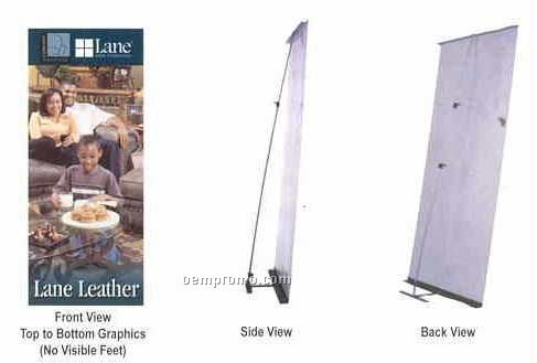 Two Sided Ultra Banner Stand